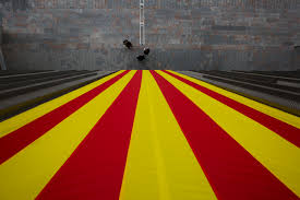Flag Of Catalonia Trying To Break Up Was Costly For Catalonia Iol Business Report