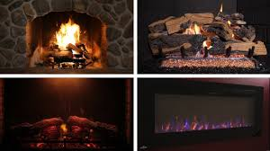 wood gas or electric which fire place is right for me youtube