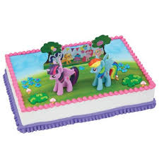 my pony cake ideas my pony it s a pony party cake decorating set