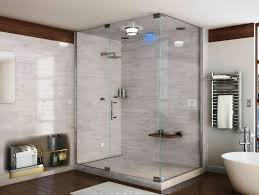 Door Shower Caddy The Door Shower Caddy Brushed Nickel Space Solution With
