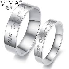aliexpress buy new arrival fashion rings for men aliexpress buy v ya new arrival jewelry stainless steel
