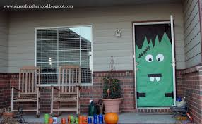 halloween decorations for doors creative halloween front door hd