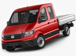 volkswagen crafter 2017 2017 2 3d model