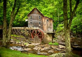 13 places in wv where they still do it the old fashioned way