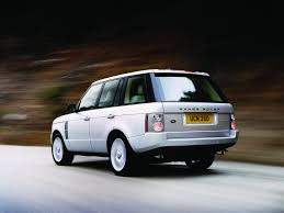 land rover rear 2006 land rover range rover rear angle speed 1024x768 wallpaper