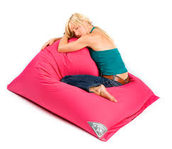 contemporary bean bag polyester commercial tryangle xl sitonit