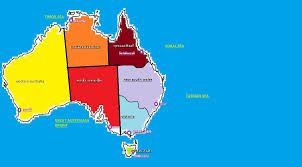 australia map capital cities rowellyn park ps our digital journey exploring maps