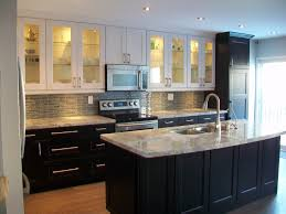 ikea black brown kitchen cabinets ikea kitchens ramsjo white and ramsjo black brown