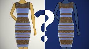 of the dress the color of the dress according to science