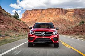mercedes size suv 2017 mercedes gls class review the s class of suvs