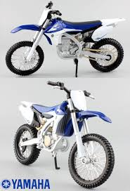 yamaha motocross bikes yamaha yzf 450 assembly line u2013 1 12 diecast toy model motocross