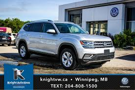 volkswagen atlas black wheels 2018 volkswagen atlas highline awd w leather sunroof app connect