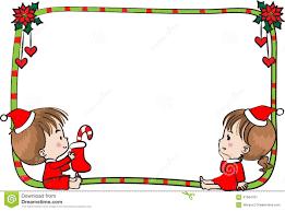 merry border frame stock illustration image 47064781