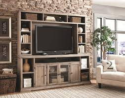 Wall Tv Stands With Shelves Tv Stands Astounding Entertainment Center With Bookcases 2017