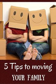 family moving 5 ways to effectively move across state lines