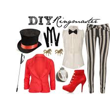 Ringmaster Halloween Costume Love Idea Bit