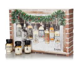 Drinks By The Dram Launches 25 Different Alcoholic Advent