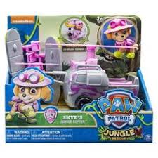 target paw patrol lookout black friday amazon com nickelodeon paw patrol everest u0027s rescue snowmobile