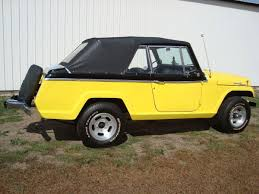 jeep renegade convertible hemmings find of the day 1967 jeep jeepster conver hemmings daily