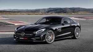 mercedes supercar brabus has turned the mercedes amg gt s into a 325km h supercar