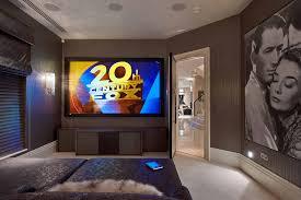 home theater in small room home cinema room installation u0026 design by ati group weybridge surrey
