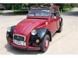 1977 citroen 2cv for sale classiccars com cc 873750