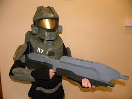 how to make a halo 4 master chief costume halloween video game