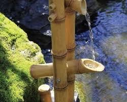 Aquascape Pump Aquascape Deer Scarer Bamboo Fountain W Pump U2013 Decorative Water