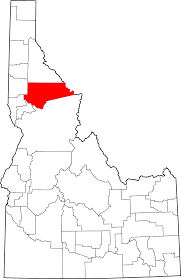 Bitterroot Mountains Map National Register Of Historic Places Listings In Clearwater County
