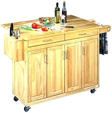 kitchen island cart with stainless steel top metal kitchen island cart cad75 com
