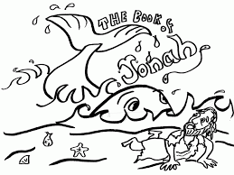 jonah coloring page free jonah coloring pages coloring home