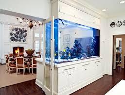 designer aquarium 100 ideas integrate aquarium designs in the wall or in the living