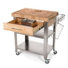 rolling kitchen island cart kitchen carts shop the best deals for oct 2017 overstock com