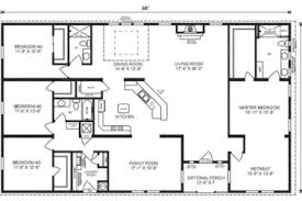 ranch house floor plans 1 open floor plans 4 bedroom house plans with garage no ranch