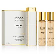 Parfum Chanel Coco Mademoiselle chanel coco mademoiselle edp twist spray purse spray set