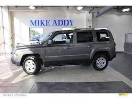 patriot jeep 2011 2011 mineral gray metallic jeep patriot sport 49799185 gtcarlot