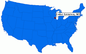 map of lake geneva wi lake geneva wisconsin city information epodunk