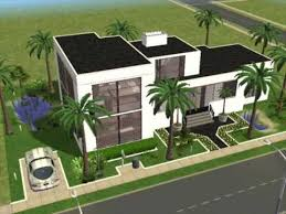 sims 3 modern house floor plans bold design modern house plan sims 3 15 ultra modern house plans