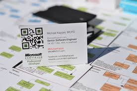 Business Card Printing Software Professional Business Cards Microsoft Certified Profession U2026 Flickr