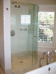Curved Shower Doors Curved Showers European Flair To Your Bathroom