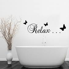 bathroom wall clings bathroom wall clings bathroom wall stickers make the small bathroom looks larger and wonderful as