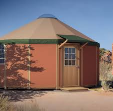 freedom yurt cabin 12 wall small homes for sale utah