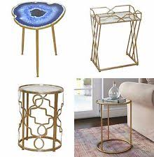 Gold Side Table Gold Side Table Ebay
