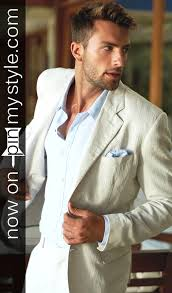 Light Blue Jacket Mens Pin My Style Mens Beige Blazer Fashion With Blue Buttoned Shirt