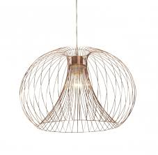 beautiful jonas wire copper pendant ceiling light wire pendant and