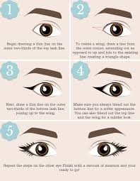 the right way to apply eyeliner for your eye shape beauty and