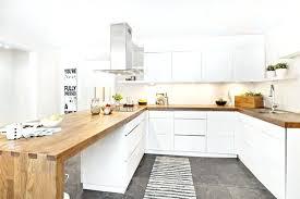 cuisine blanc noir cuisine bois et blanc cethosia me