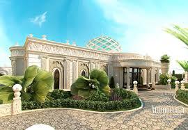 the exterior design dubai from kateryna antonovich on behance
