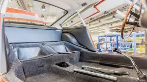 porsche 901 concept interior porsche completes painstaking restoration of a 901 from 1964