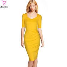 online get cheap womens plus size formal wear yellow aliexpress